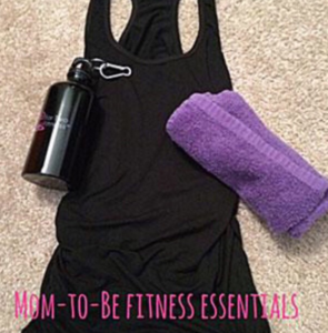 Pregnancy Workout Shirt
